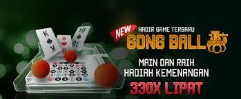 Situs Gong Ball Online Mudah Menang